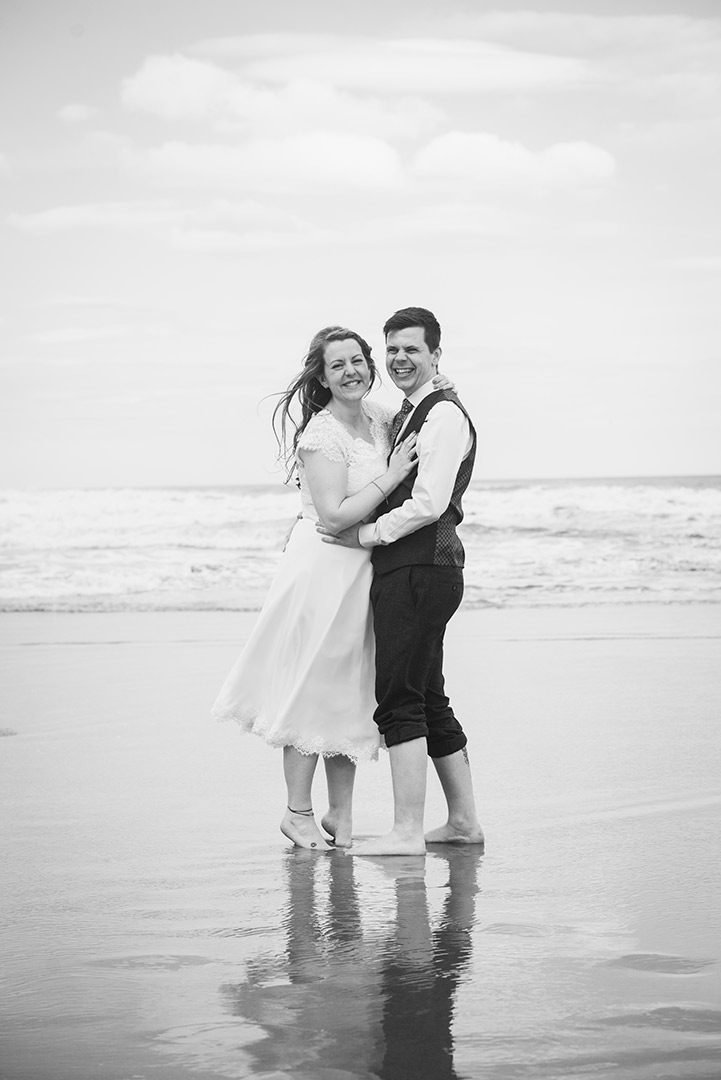 dan & billie wedding