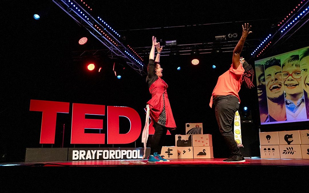 TEDx Brayford Pool