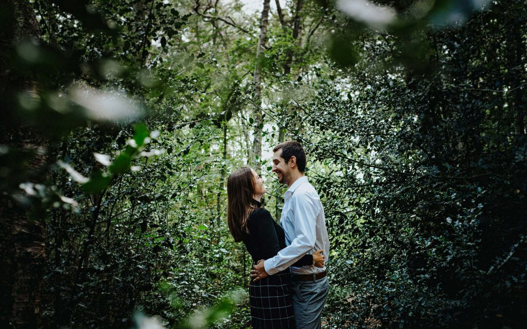 Georgie & Alex's Engagement Shoot